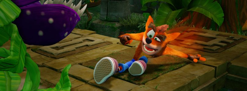 Crash Bandicoot N. Sane Trilogy Features Playable Coco Bandicoot