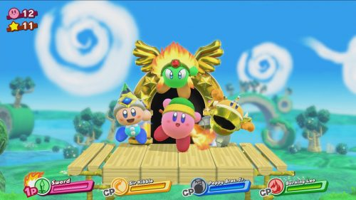 Kirby Announced for Nintendo Switch