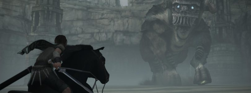Shadow of the Colossus Remake Revealed for PlayStation 4