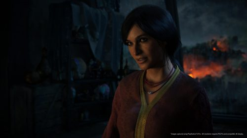 Uncharted: The Lost Legacy Story Trailer and Screenshots Released For E3
