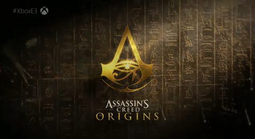Assassin's Creed: Origins Announced for Xbox One, PC, and PS4