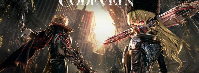 Code Vein Confirmed for Xbox One, E3 Trailer Released