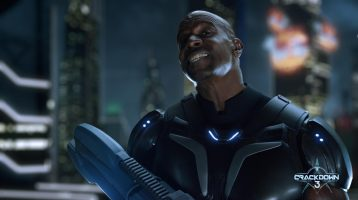 Crackdown 3 to Launch on November 7