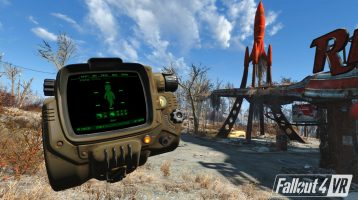 Fallout 4 VR to Launch for HTC Vive in October