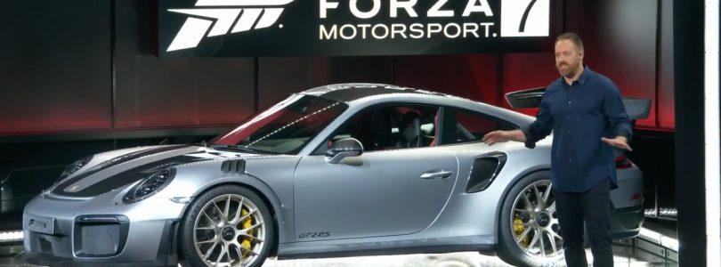 Forza Motorsport 7 Set for October 3