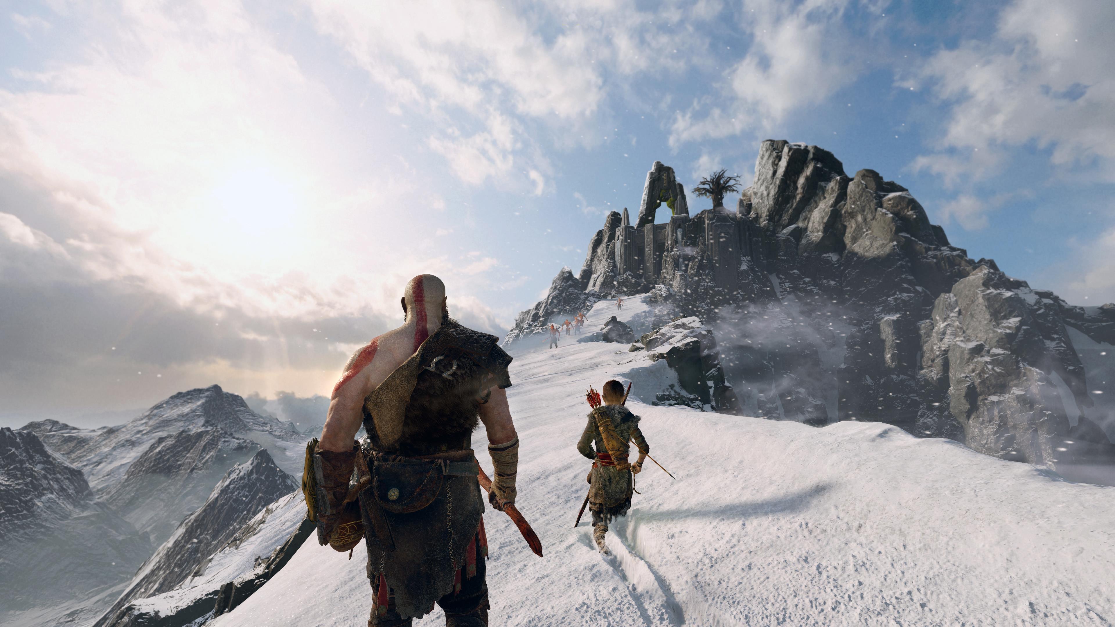 New God of War Trailer Released, Early 2018 Release Window – Capsule