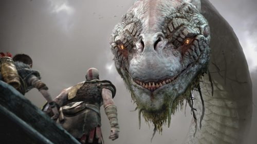 New God of War Trailer Released, Early 2018 Release Window