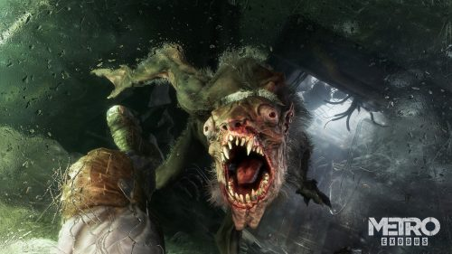 Metro Exodus to be an Epic Games Store Exclusive