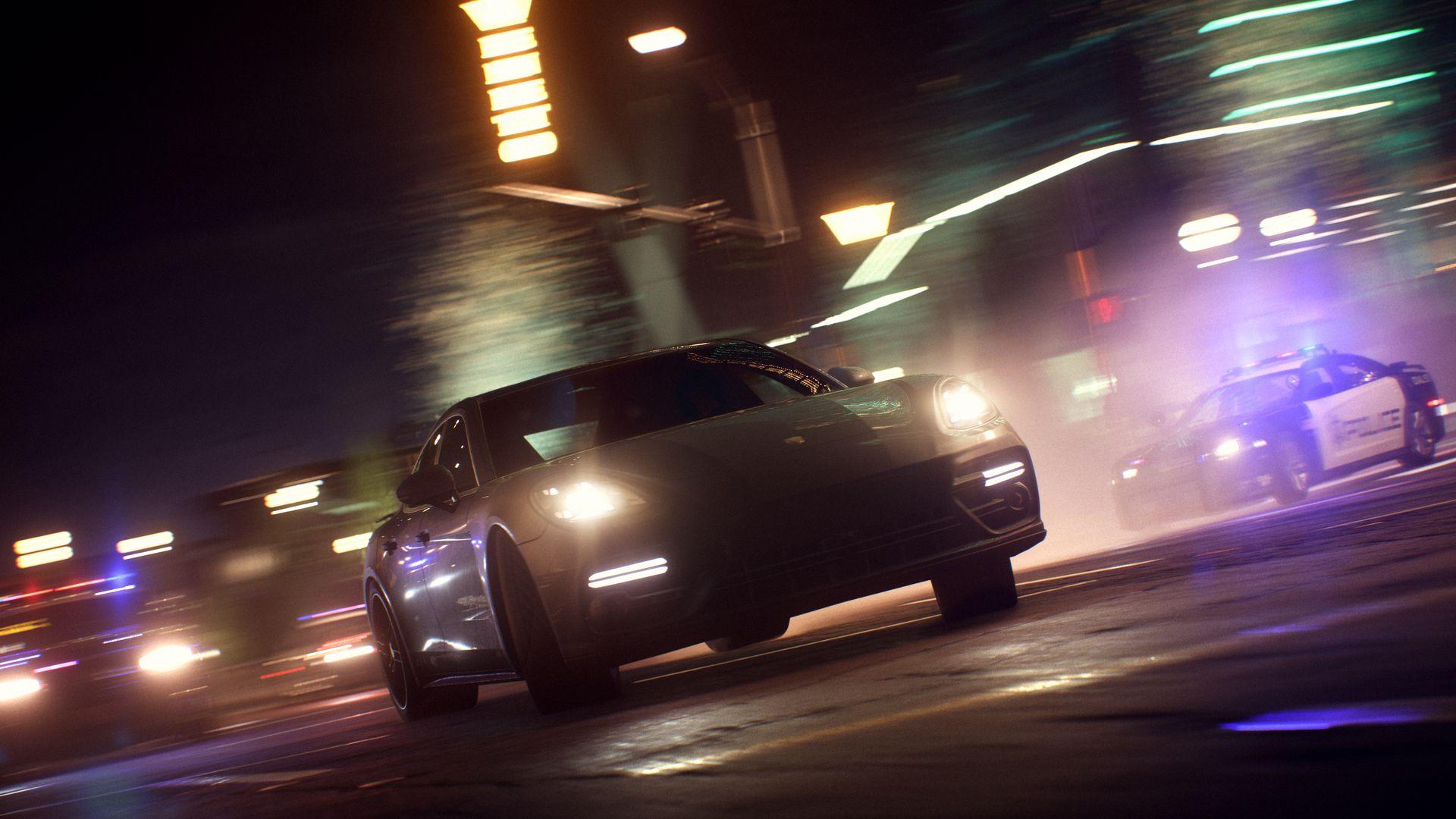 Need for Speed™ Heat — Видеоигра об уличных гонках ...
