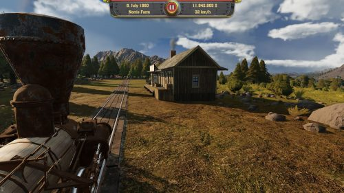 New Railway Empire Gameplay Trailer Revealed at E3