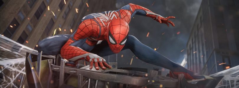 New Footage Released for PS4 Exclusive Spider-Man