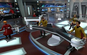 IBM Watson's Natural Speech Recognition Implemented in Star Trek: Bridge Crew