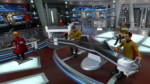 IBM Watson's Natural Speech Recognition Implemented in Star Trek: Bridge Crew