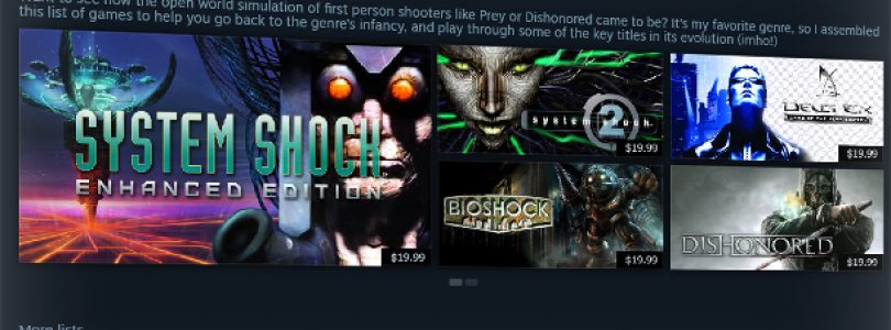 Steam Direct Fee Structure and Upcoming Steam Store Updates Announced