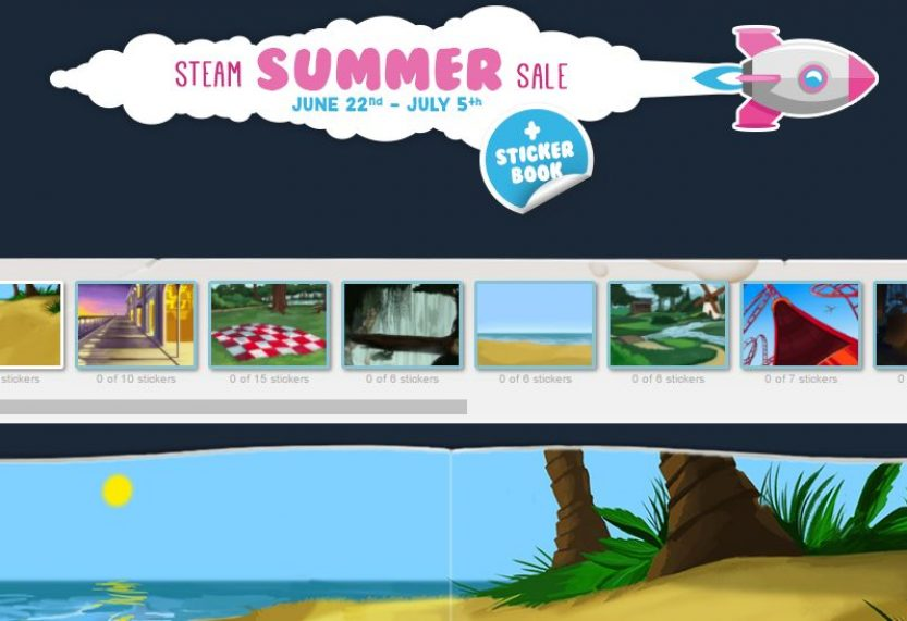 Steam Summer Sale 2017 Kicks Off