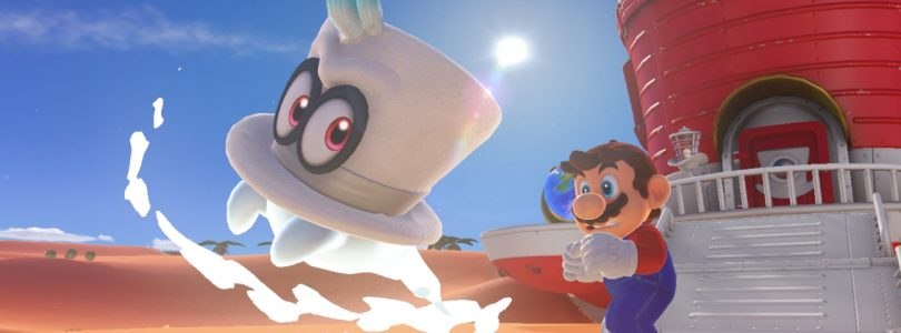 Super Mario Odyssey Launching on October 27th