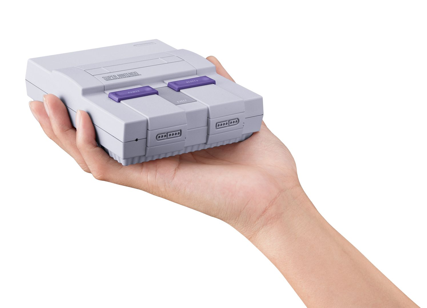 Nintendo SNES Classic Edition: Games, price and release