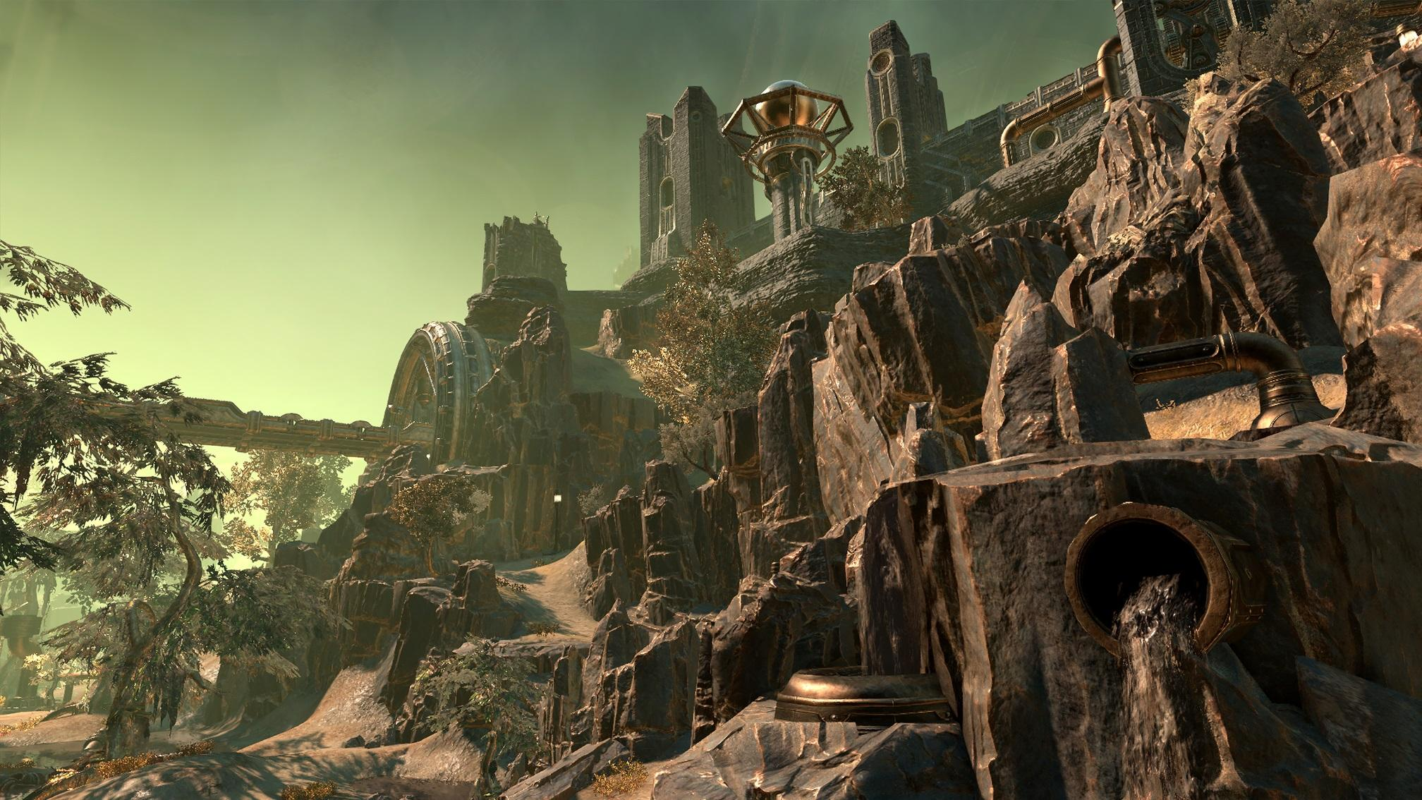 Horns of the Reach and Clockwork City Coming to The Elder ... Horns Of The Reach