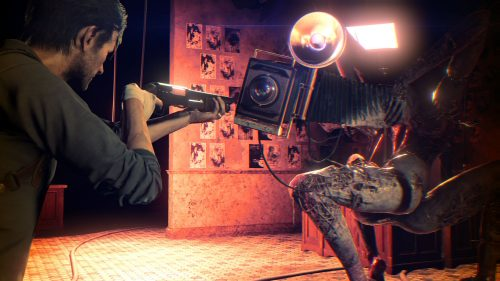 Latest The Evil Within 2 Trailer Focuses on Stefano's Twisted Mind