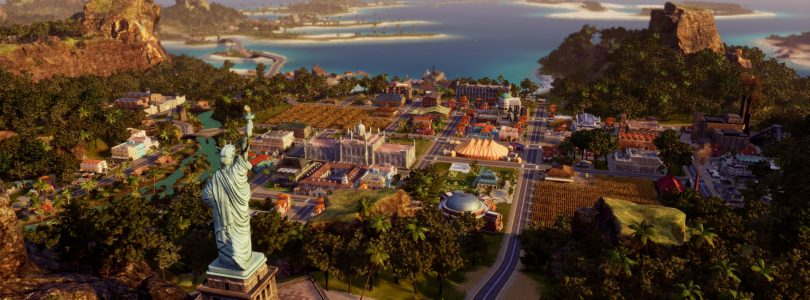 New Tropico 6 Gameplay Trailer Revealed ahead of GDC 2018