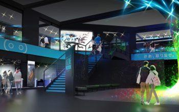 Bandai Namco to Open VR Zone Shinjuku in Tokyo