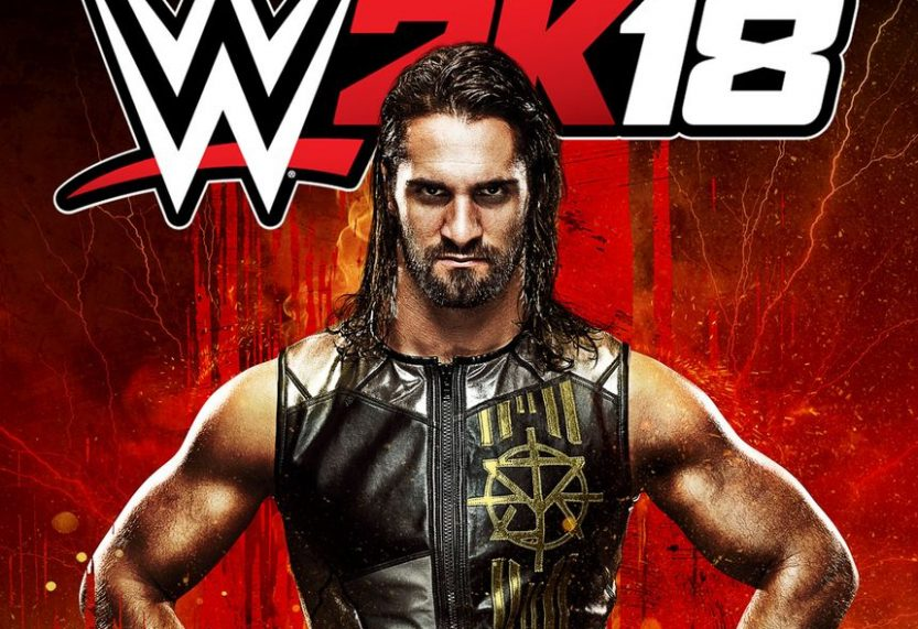 Seth Rollins to Grace the Cover of WWE 2K18