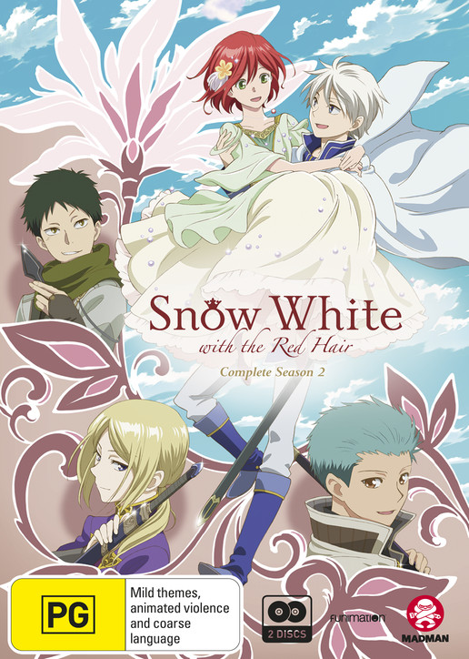 Snow White With The Red Hair Season 2 Review Capsule Computers