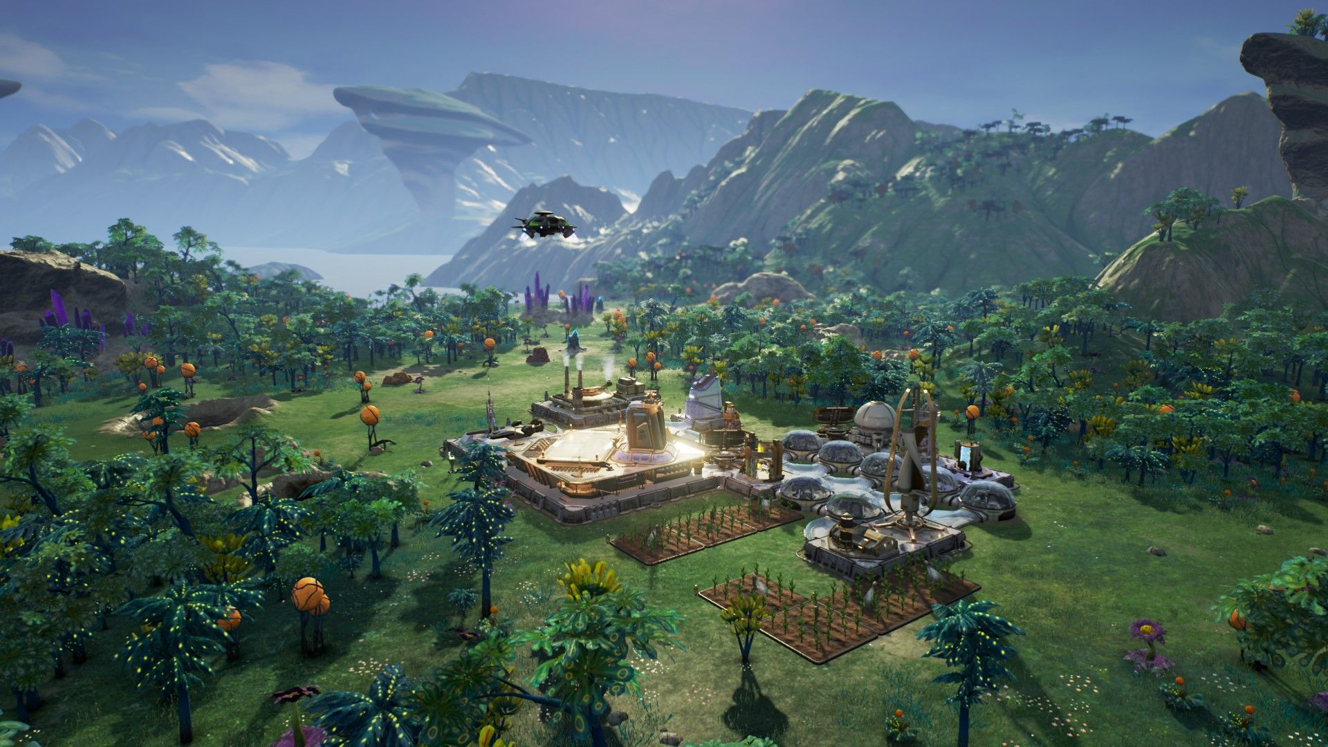 Aven Colony Review Capsule Computers