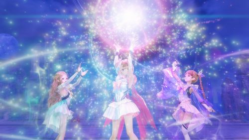 Blue Reflection Gets First Trailer, New Plot Details Released