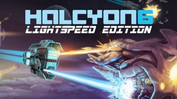 Halcyon 6: Lightspeed Edition Launching on August 10th