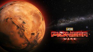 JCB Pioneer: Mars Preview