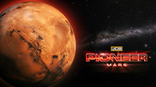 JCB Pioneer: Mars Bringing Realistic Colonization to Steam Early Access