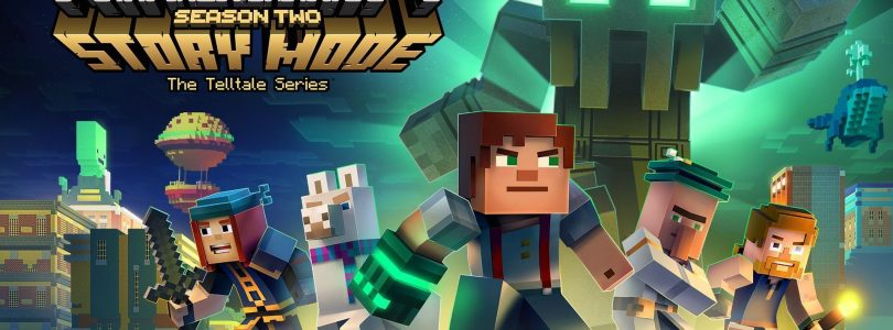 First Trailer for Minecraft: Story Mode Season Two Revealed