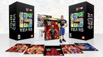 WWE 2K18 Cena (Nuff) Edition Announced to Celebrate Cena's 15 Year Career