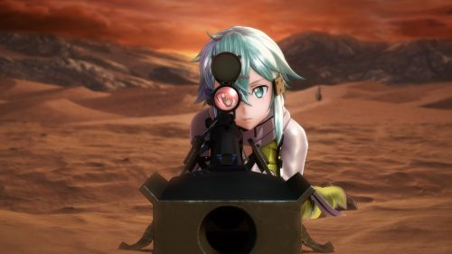 Sword Art Online: Fatal Bullet Announced for Xbox One, PC, and PS4