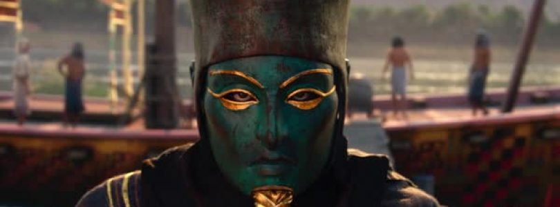 New Assassin's Creed Origins Cinematic Trailer Released for Gamescom 2017
