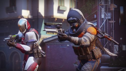 Destiny 2 Launches on PC