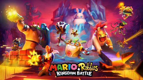Mario + Rabbids Kingdom Battle's Latest Trailer is a Mini Musical