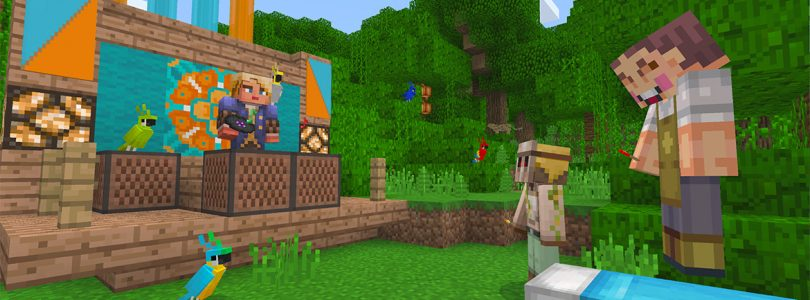 Minecraft Better Together Cross Platform Beta Test Live on Windows 10, Android