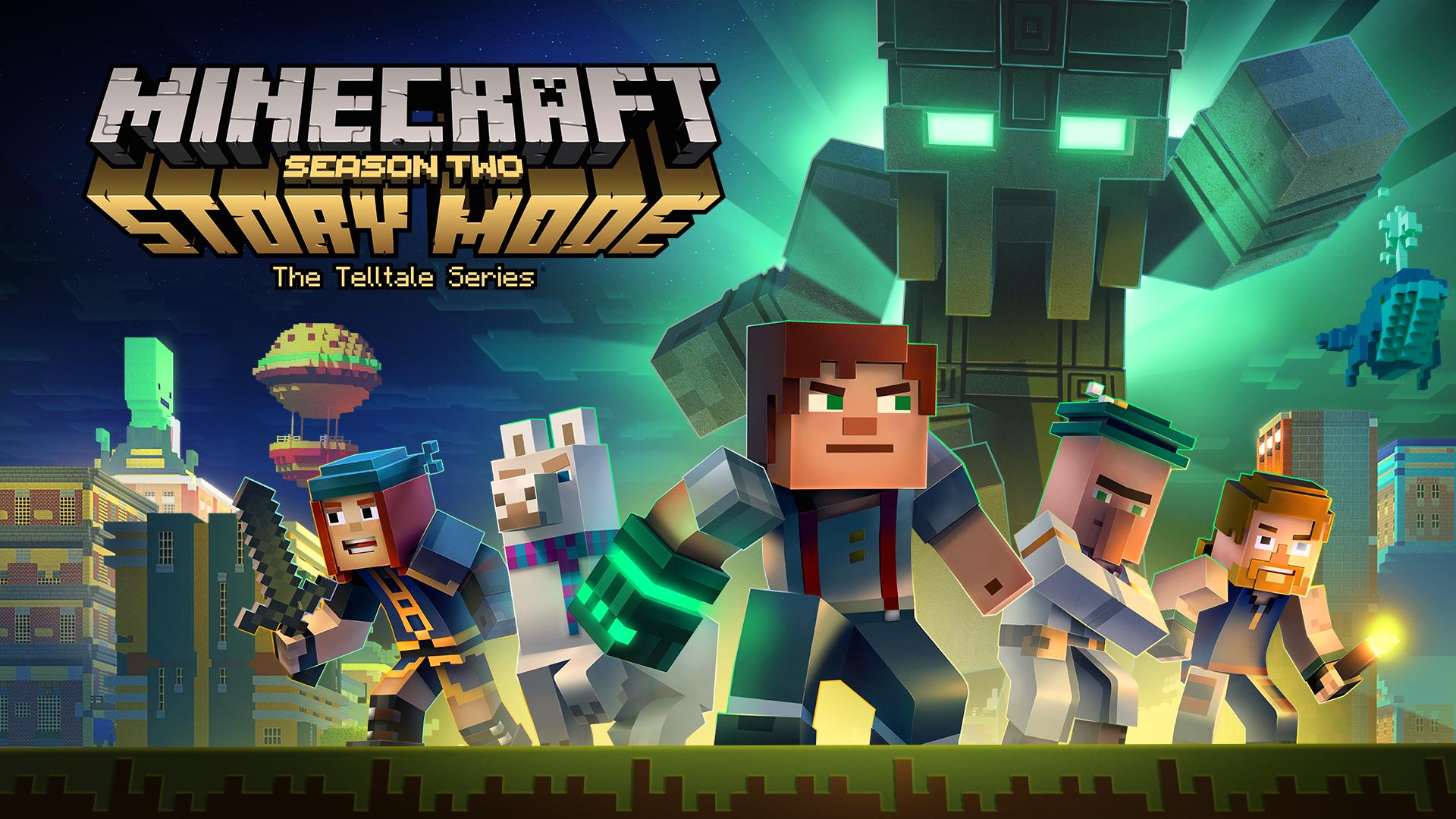 minecraft story mode coloring pages Minecraft: Story Mode Season 2 – Hero in Residence Review  minecraft story mode coloring pages