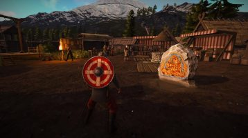Viking Survival RPG Valnir Rok to Make a Debut at Gamescom