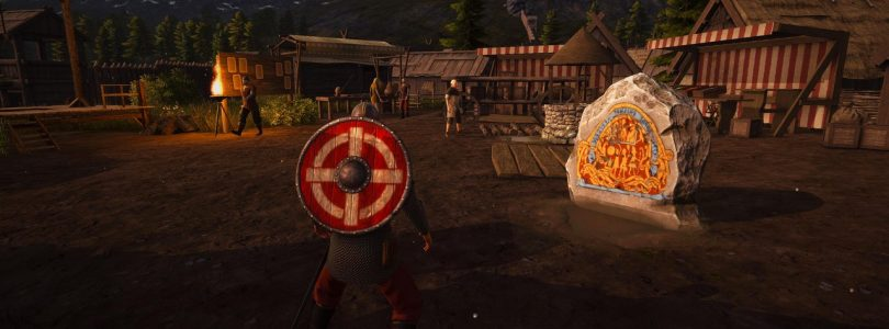 Viking Survival RPG Valnir Rok to Make a Debut at Gamescom