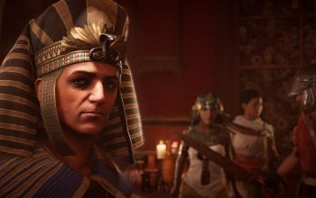 New Assassin's Creed Origins Trailer Reveals The Order of the Ancients
