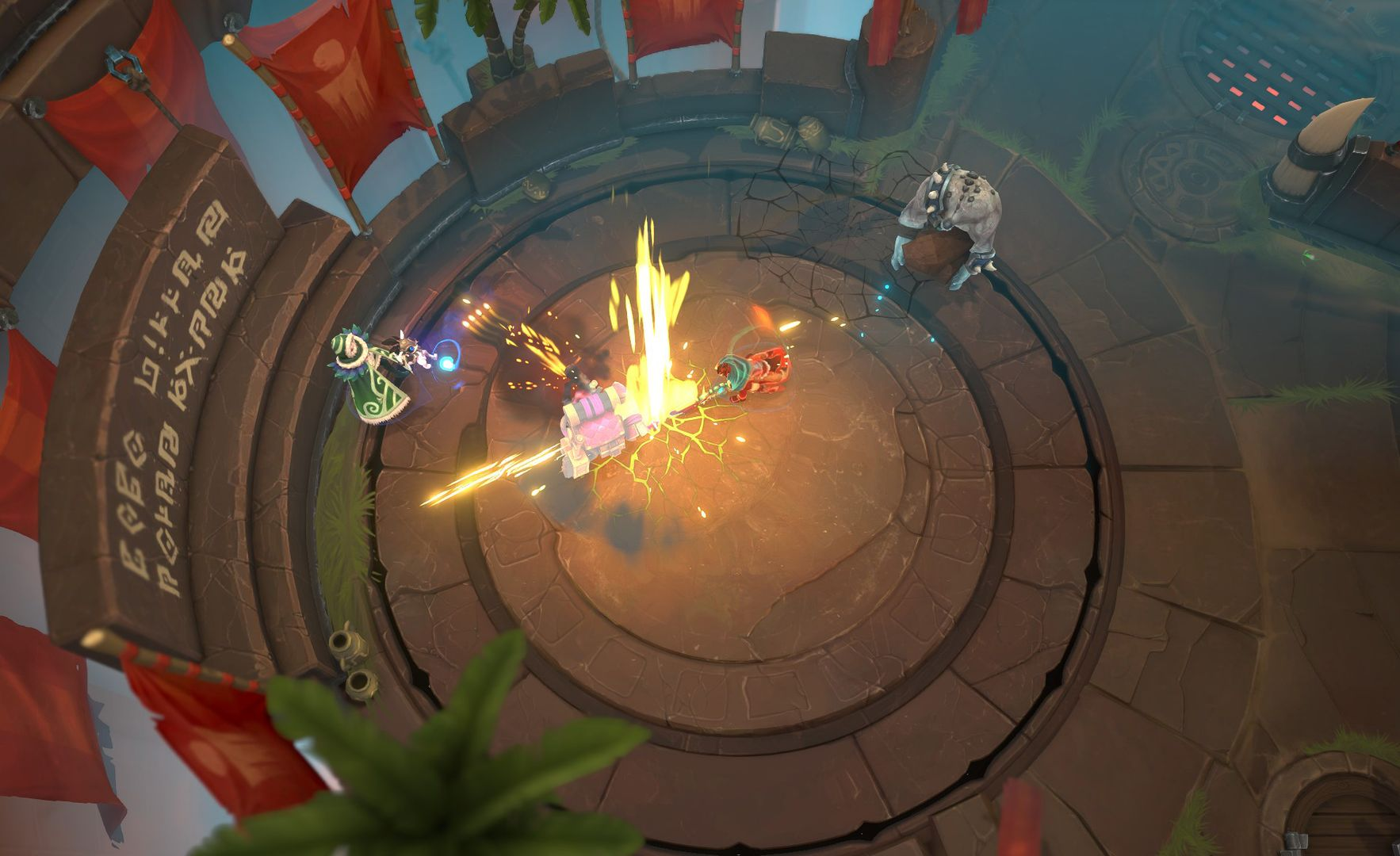 Arena battler Battlerite gets free to play launch date - Free week incoming""