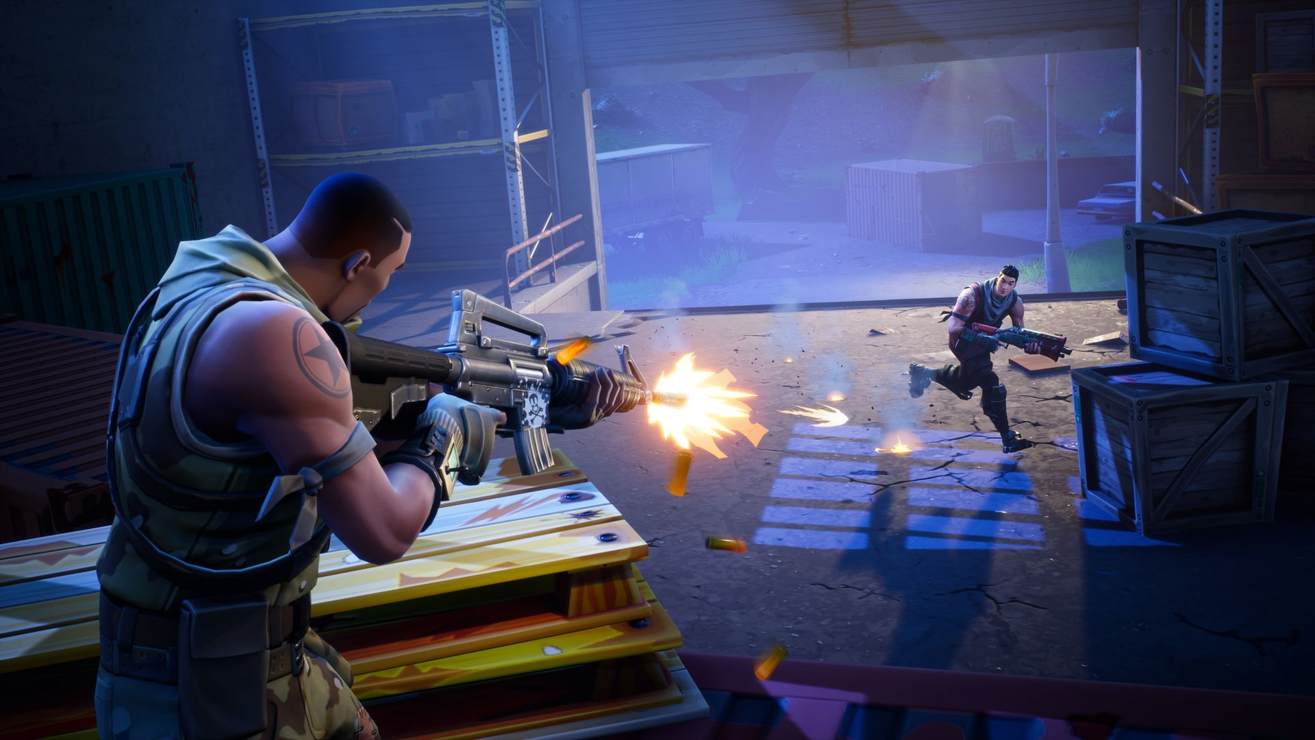 fortnite s pvp battle royale mode to be free to play