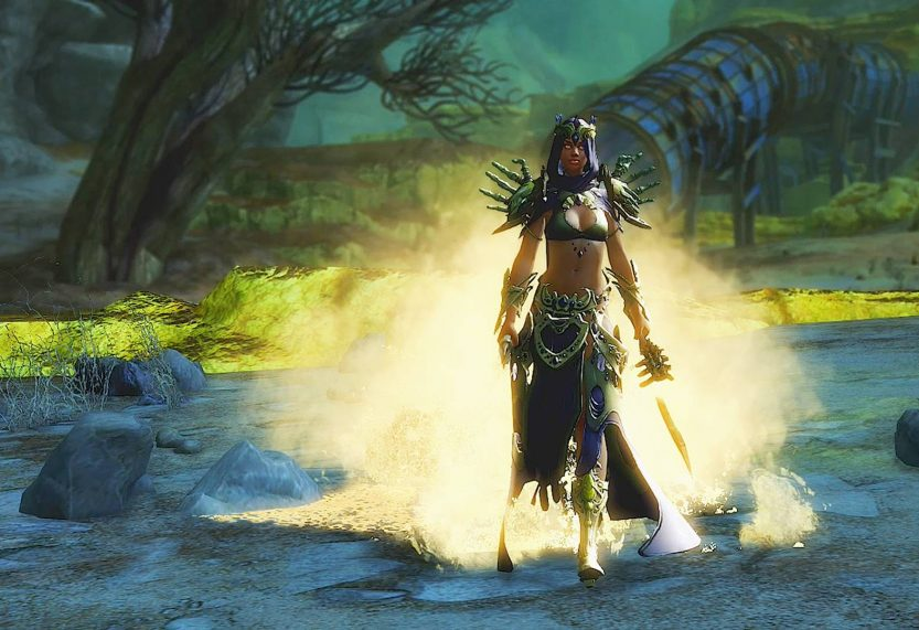 Guild Wars 2: Path of Fire Expansion Launches