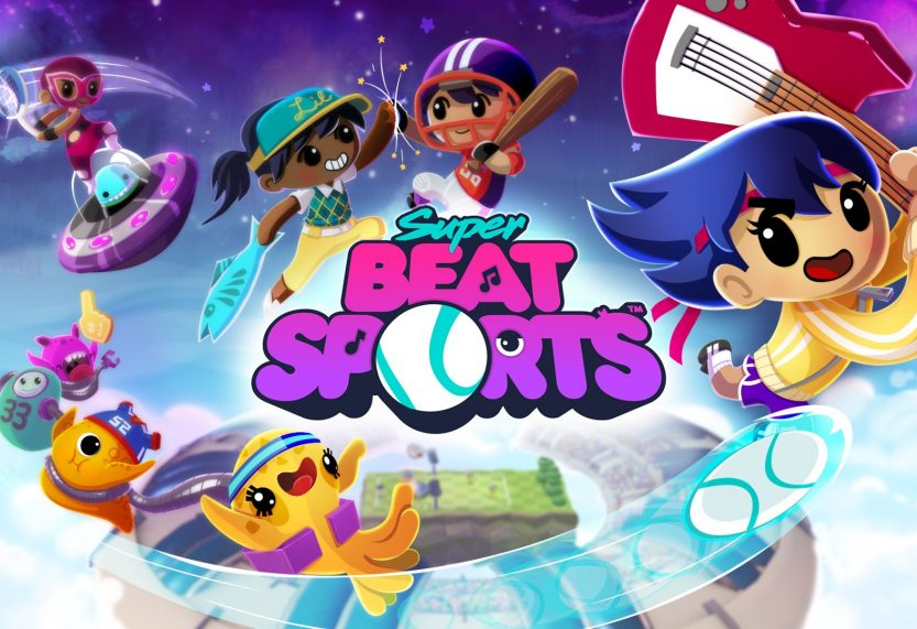 Super Beat Sports Coming to Switch on October 12
