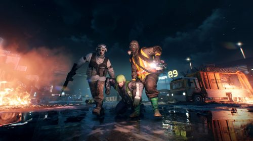 Massive Resistance Update Coming to Tom Clancy's The Division Later This Year