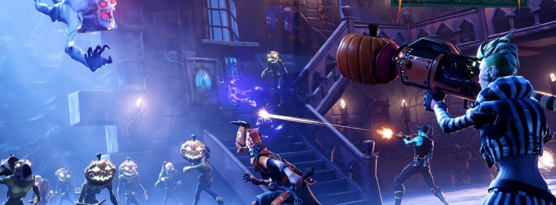 Fortnite Fortnitemares Halloween Event and Battle Royale Update Launched
