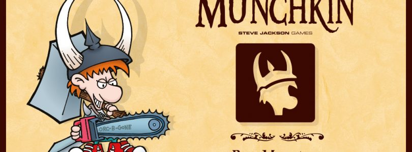 Video Game Adaptation of Card Game Munchkin Coming in 2018
